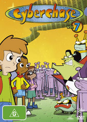 Cyberchase Vol 7 on DVD