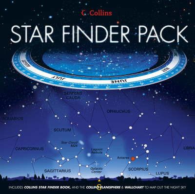Collins Star Finder Pack by Storm Dunlop image
