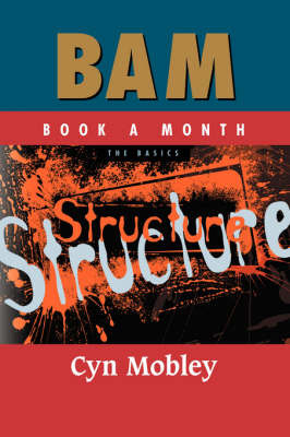 Bam: Book a Month by Cyn Mobley image