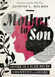 Mother to Son by Jasmine L. Holmes image