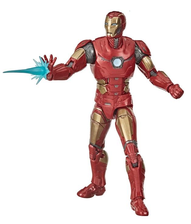 "Marvel Legends: Iron Man - 6"" Action Figure"