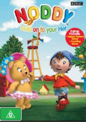 Noddy: Hold Onto Your Hat on DVD