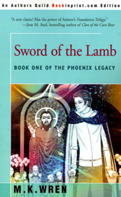 Sword of the Lamb by M.K. Wren image
