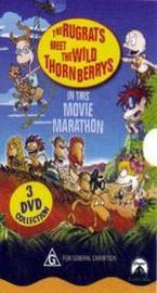 Rugrats Meet The Wild Thornberrys Movie Marathon (3) on DVD