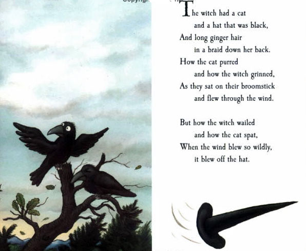 Room on the Broom by Julia Donaldson image