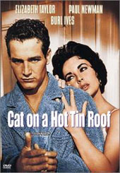 Cat On A Hot Tin Roof on DVD