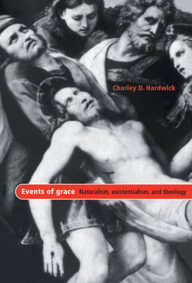 Events of Grace by Charley D. Hardwick image