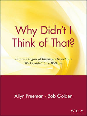 Why Didn't I Think of That? by Allyn Freeman image