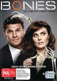 Bones - The Complete Eighth Season DVD