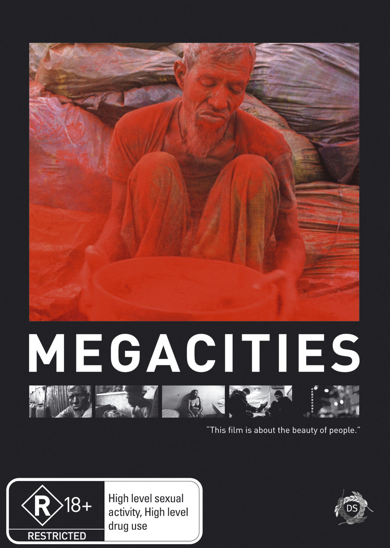 Megacities on DVD image