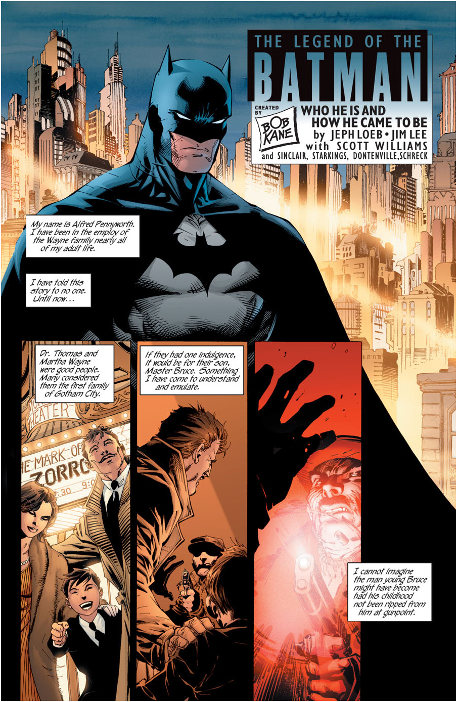 Batman Hush DC Comic By Jeph Loeb Image