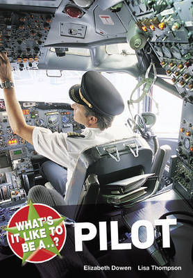 What's it Like to be a Pilot? by Elizabeth Dowen image