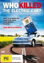 Who Killed The Electric Car? on DVD