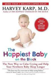 The Happiest Baby On The Block by Harvey Karp image