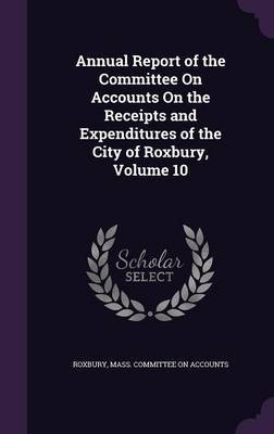 Annual Report of the Committee on Accounts on the Receipts and Expenditures of the City of Roxbury, Volume 10 image