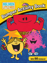 The Mr. Men Show Bumper Activity Book image
