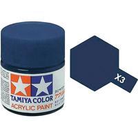 Tamiya Acrylic: Royal Blue (X3)