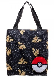 Pokemon: Pikachu Packable Tote Bag