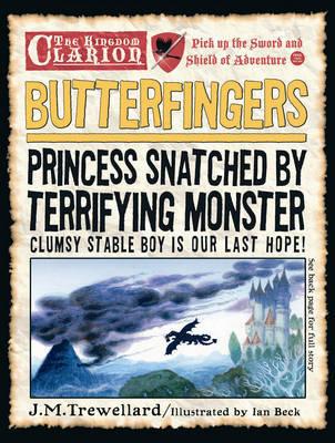Butterfingers by J M Trewellard