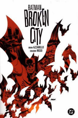 Batman by Brian Azzarello image
