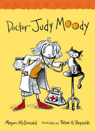 Jm Bk 5: Doctor Judy Moody (Old Edition) by Megan McDonald image