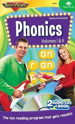 Phonics Vol I & II 2D by Rock 'n Learn