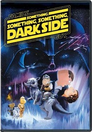Family Guy: Something, Something, Something Dark Side on DVD