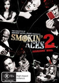 Smokin' Aces 2: The Assassins' Ball on DVD image