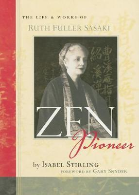 Zen Pioneer by Isabel Stirling image