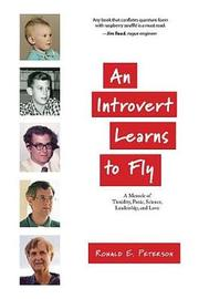 An Introvert Learns to Fly by Ronald E. Peterson image