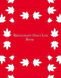 Restaurant Daily Log Book by Jason Soft