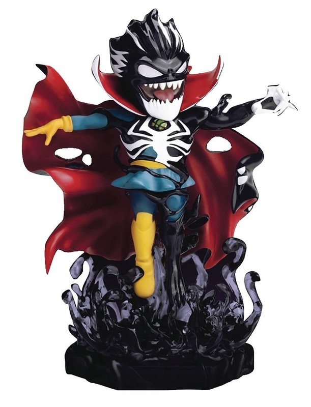"Maximum Venom: Venomized Doctor Strange - 5"" Mini-Figure"