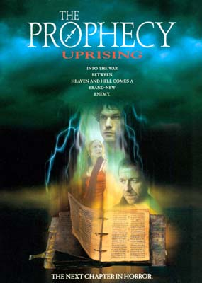 Prophecy IV, The - Uprising  on DVD image