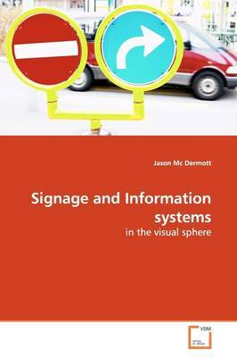 Signage and Information Systems by Jason Mc Dermott image