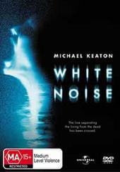 White Noise on DVD