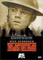 The Lost Battalion on DVD