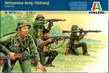 Italeri Vietnamese Army / Vietcong (Vietnam War) 1:72 Model Kit