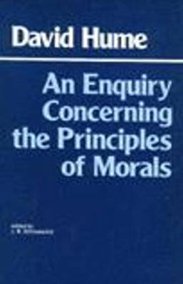 An Enquiry Concerning the Principles of Morals by David Hume