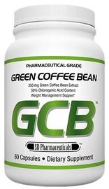 SD Pharmaceuticals Green Coffee Bean GCB (60 Caps)