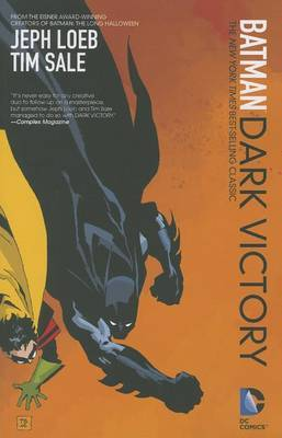 Batman: Dark Victory (new edition) by Jeph Loeb