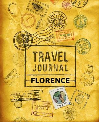 Travel Journal Florence by Vpjournals