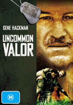 Uncommon Valor (Repackaged) on DVD image