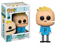 South Park - Phillip Pop! Vinyl Figure (with a chance for a Chase version!)