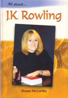 J K Rowling by Shaun McCarthy