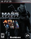 Mass Effect Trilogy for PS3
