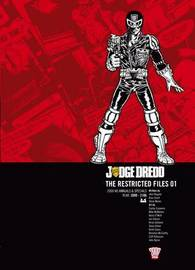Judge Dredd: Restricted Files 1 (2000ad) by John Wagner image