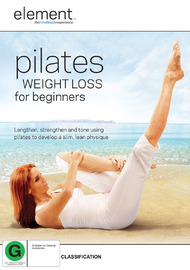 Element: Pilates Weight Loss For Beginners DVD image