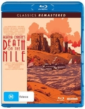 Death on the Nile on Blu-ray
