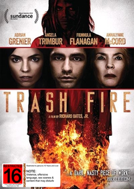 Trash Fire on DVD