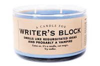 Whiskey River Co: A Candle For Writer's Block
